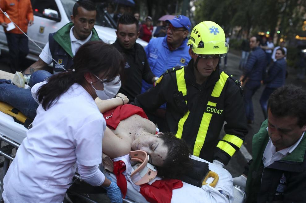Bogotà, bomba nel bagno: 3 morti   Il Mattino