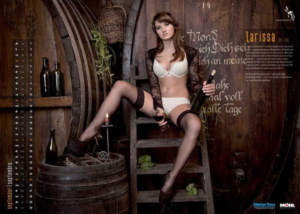 Calendario Contadine Svizzere.Le Modelle Svizzere Come Sexy Contadine La Risposta D