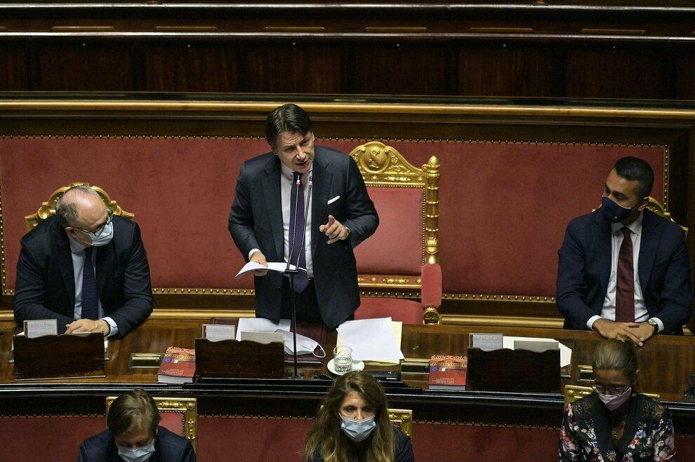 Conte alle Camere, accordo Ue svolta storica, il successo appartiene  all'Italia intera - Il Mattino.it