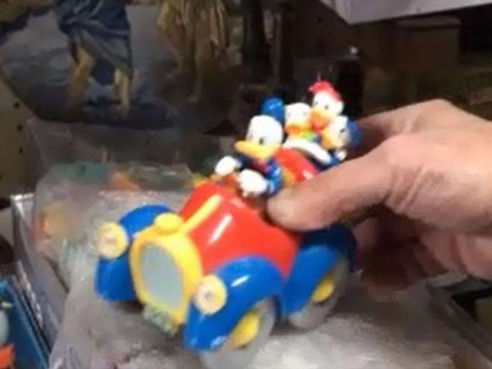 giocattoli da collezione rari