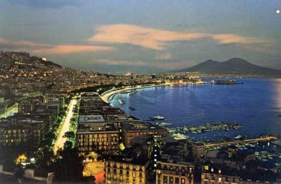 Napoli sotto la protezione unesco anche capodimonte e for La bacheca arredamenti napoli