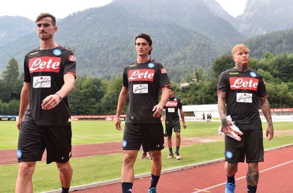 Inglese Non Esclude Il Ritorno A Napoli Campioni Potrei Tornare Il Mattino It