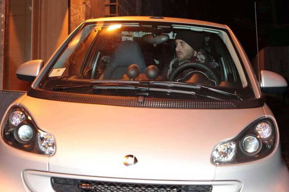 Ritrovata l\'auto di Daniele De Rossi: era stata rubata da una banda ...