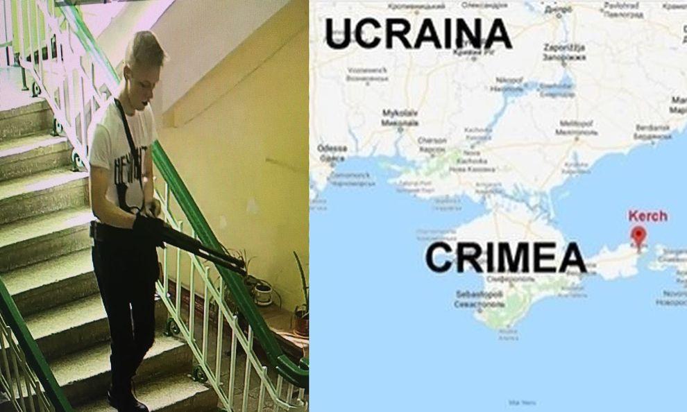 Attacco al college in Crimea: 18 morti e decine di feriti. Killer uno studente, poi suicida