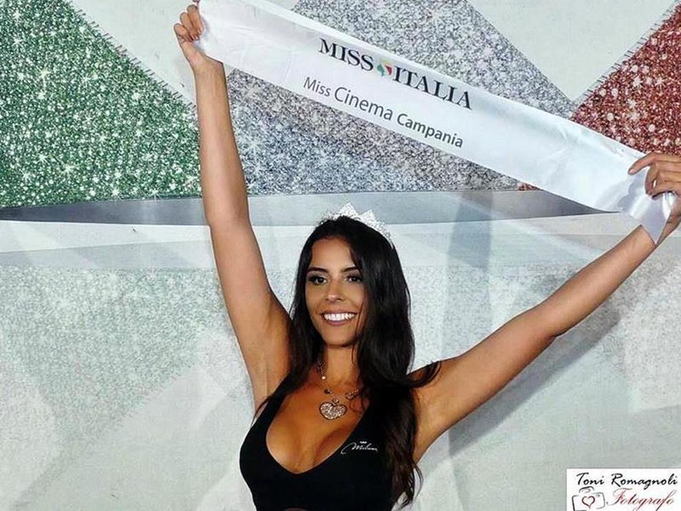 Ciele, dalle favelas a miss <b>Italia</b>: «Sono una carioca cilentana»
