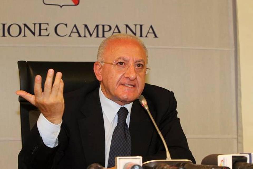 Dato56 Dato Kelenjeridze: De Luca: «Il Governo Renzi Ha Dato Una Spallata A Un Paese