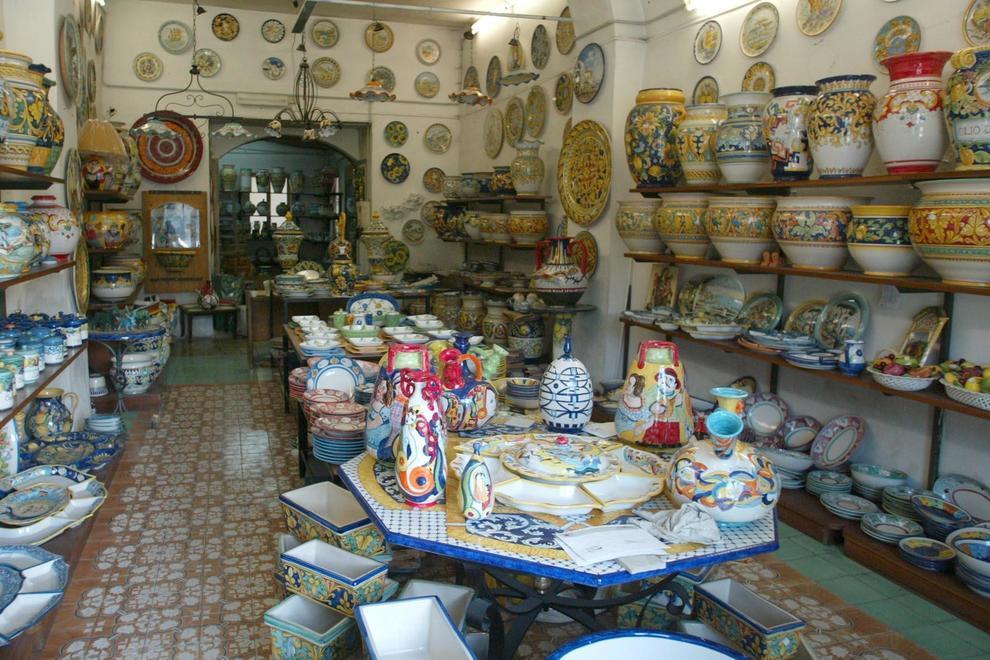 Il consiglio regionale candida le ceramiche di vietri all unesco