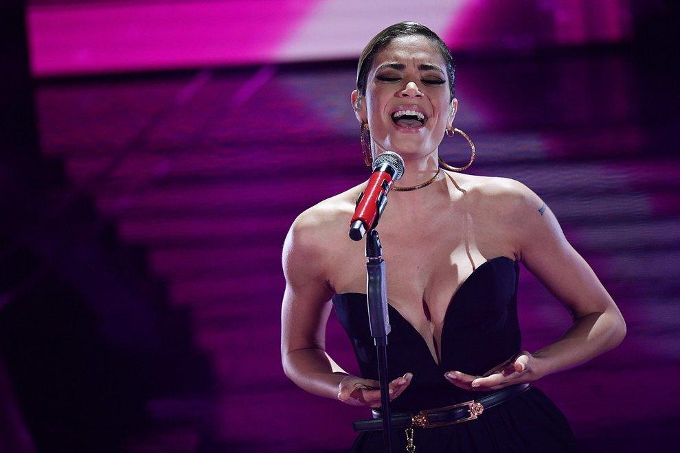 Sanremo 2020, Elodie  - Il Mattino.it