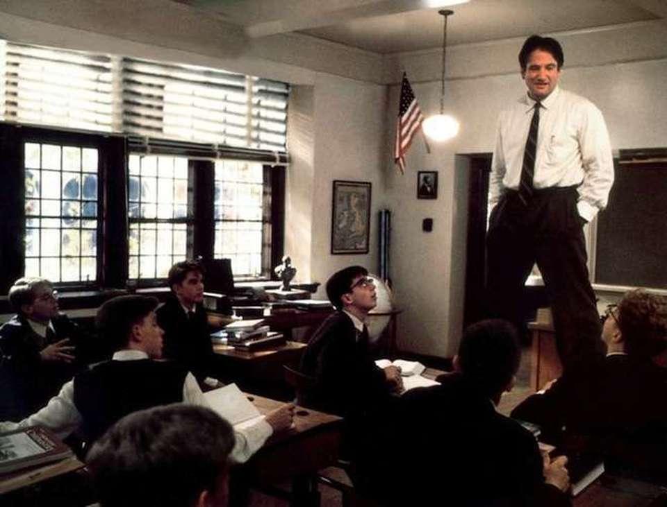 Robin Williams Le Idee Cambiano Il Mondo Le Frasi Celebri Dell