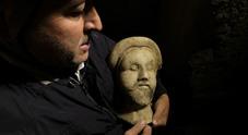 Il ventre di Napoli fa riaffiorare il volto misterioso di un guerriero mongolo