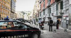 Il raid a Mergellina: due ragazzi bombaroli per noia