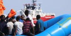 Immagine Migranti, Malta accoglie i 90 naufraghi soccorsi