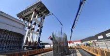 Immagine Ponte Morandi, inizia la ricostruzione