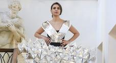 «Lux!», quando l'alluminio diventa abito