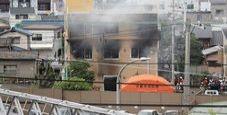 Immagine Raid nella Kyoto Animation, Sos violenza in Giappone