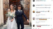 Cristina Chiabotto sposa Marco Roscio: «Che sia una cosa sola»