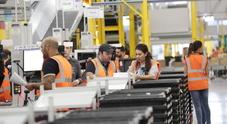 Amazon, nel 2018 creati in Italia oltre 2mila nuovi posti di lavoro a tempo indeterminato