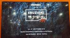 Da Torino a Pietrarsa, ecco «Eruzioni del Gusto»