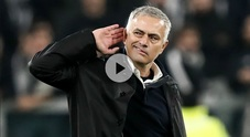 Mourinho esonerato dal Manchester United con effetto immediato