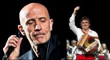 Sorrento, concerto di Natale con Peppe Servillo e Ambrogio Sparagna