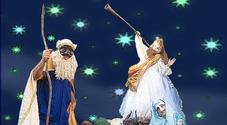 Natale con Pulcinella negli spazi di Santa Fede Liberata