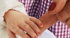 Brigitta Boccoli di nuovo mamma a 47 anni, è nato Brando: «Sei arrivato amore mio!!!»