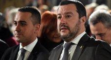 Salvini: se Lega vince europee non chiederò poltrone ma flat tax. Di Maio: abolizione abuso ufficio? Basta str...