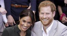 Meghan Markle e Harry aspettano un bambino: l'annuncio durante il tour ufficiale