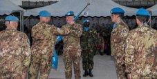 Immagine La brigata Garibaldi torna in Libano dopo 8 anni
