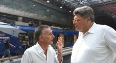 Napoli, pace dopo le polemiche tra l'imprenditore Brambilla e De Gregorio