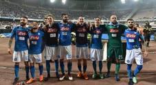 Napoli, è ripartita la giostra del gol: 16 marcatori diversi, è nuovo record