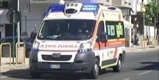 Immagine Ambulanza bloccata da auto in sosta muore un uomo a Genova