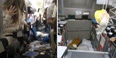 Immagine Turbolenza pericolosa,  15 feriti dentro l'aereo