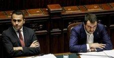 Immagine Le liti di Salvini e Di Maio: alleati di opposizione