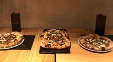 """Pizza """"trina"""" per la Festa dei Gigli  Video"""
