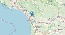 Terremoto in Versilia, magnitudo 2.9 ed epicentro a Camaiore: gente in strada