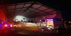 Immagine Sudafrica, chiesa crolla durante il rito: 13 morti