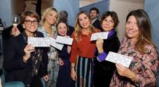Al Mame Ostrichina party «lunare» e la divertente tombola astrologica