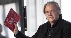 Steve Bannon ad Atreju: «Italia ora centro dell'universo politico»
