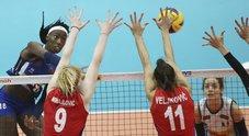 Italvolley, grazie lo stesso: azzurre ko al tie break la Serbia è campione del Mondo