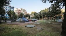 Napoli, riapre il parco Mascagna dopo la caduta di un ramo di cedro