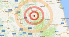 Terremoto a Muccia nel Maceratese, ancora paura tra la gente