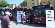 Immagine Roma, flop dei nuovi bus: «Guasti per uno su 4»