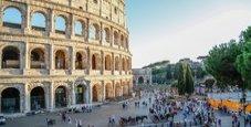 Immagine Falso allarme bomba per una valigia al Colosseo
