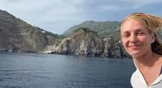 Uma Thurman ancora a Ischia per una gita in barca alla scoperta dell'isola verde