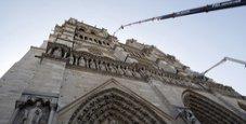 Immagine Notre-Dame, Sos pioggia: serve struttura a ombrello