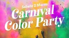 Carnival Color Party, Edenlandia festeggia la festa più colorata dell'anno