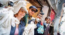 Napoli, weekend di spettacoli e marionette dall'Orto Botanico all'ex caserma Garibaldi