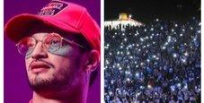 Immagine Concerto rap allo stadio: la folla travolge 5 ragazzi