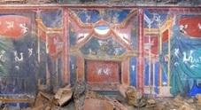 Positano, s'inaugua la villa romana di Posides Claudi Caesaris